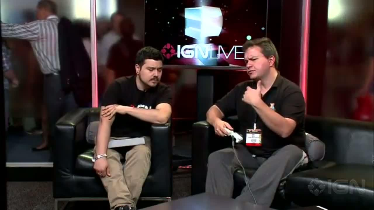 IGN Live LEGO The Lord of the Rings Demo - E3 2012