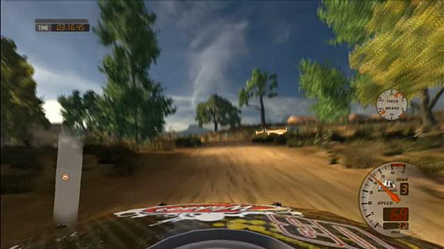 Baja Edge of Control Xbox 360 Gameplay - Endurance Part 1