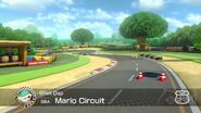 Mario Kart 8 - The Fastest Path Mario Circuit (GBA)