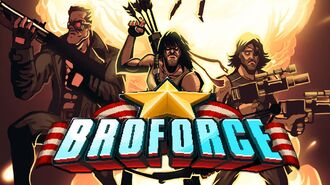 IGN AU - Broforce Gameplay Commentary