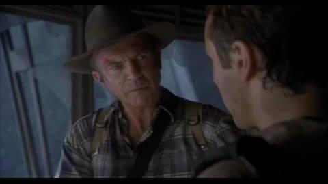 Jurassic Park III - stolen eggs