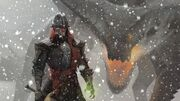The Art of Dragon Age Inquisition Trailer