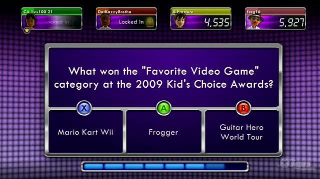 1 vs. 100 Live Xbox Live Gameplay - Favorite Kids
