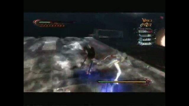 Bayonetta Xbox 360 Guide-tip - Walkthrough Chapter 14 (Part 3 of 4)