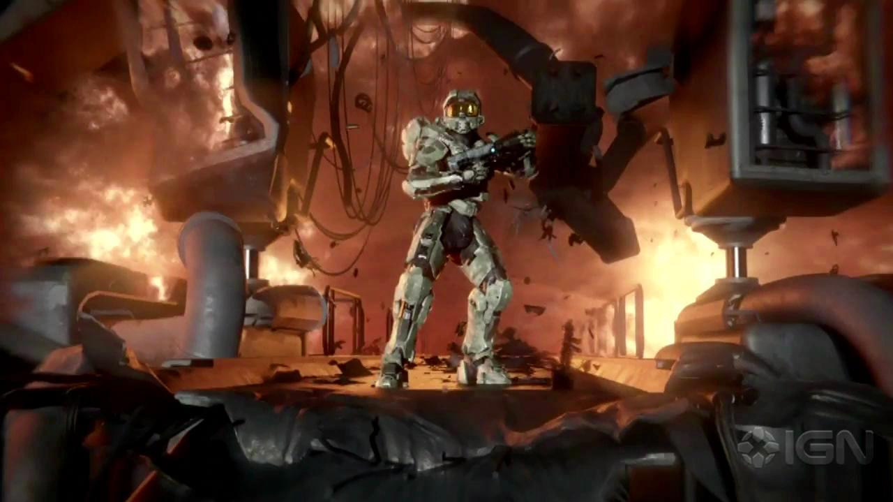 Halo Who is 343 Industries?