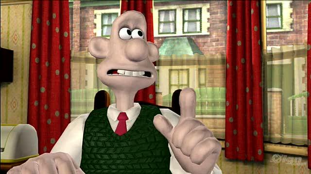 Wallace & Gromit's Grand Adventures, Episode 4 The Bogey Man Xbox Live Gameplay - Part 4 Intro.