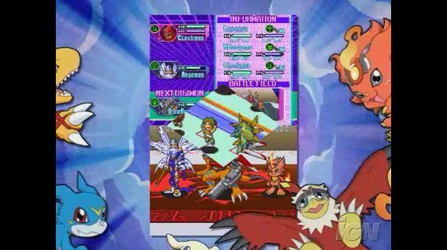 Digimon World Dusk Nintendo DS Trailer - Debut Trailer