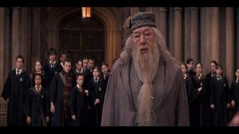 Harry Potter and the Order of the Phoenix - Dumbledore overrides Umbridge