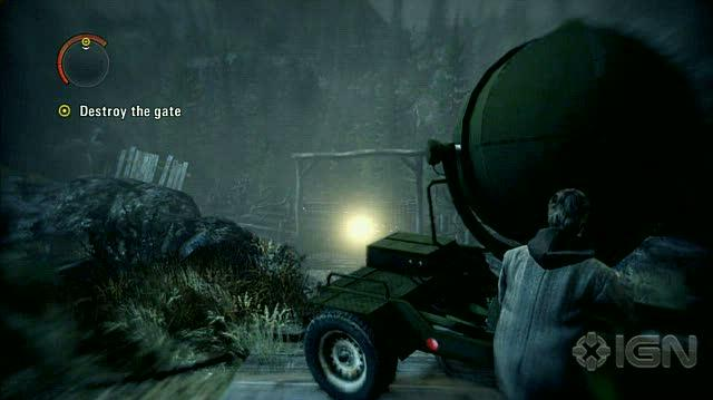 Alan Wake X360 - Walkthrough - Alan Wake - Nightmare Difficulty - Episode 3 - Escape the Cops