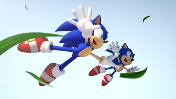 Sonic Generations - Bosses Trailer