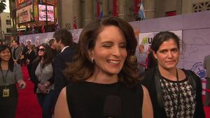 Muppets Most Wanted - Tina Fey Interview