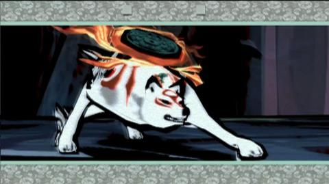 Okami HD (VG) () - Announcement trailer