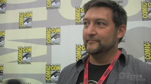 Smallville TV Interview - SDCC '09 Producer Brian Peterson on New DC Heroes in Season 9