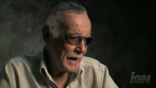 Doctor Strange DVD Feature-Behind-the-Scenes - Stan Lee