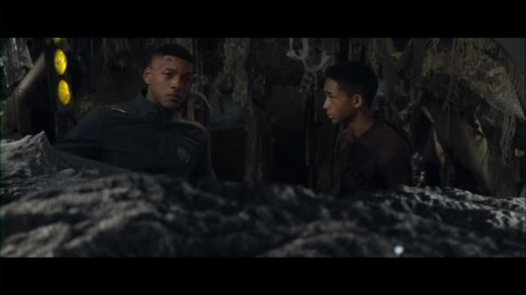 After Earth Clip - Beacon