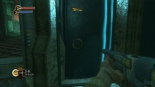 BioShock PlayStation 3 Gameplay - Rescue