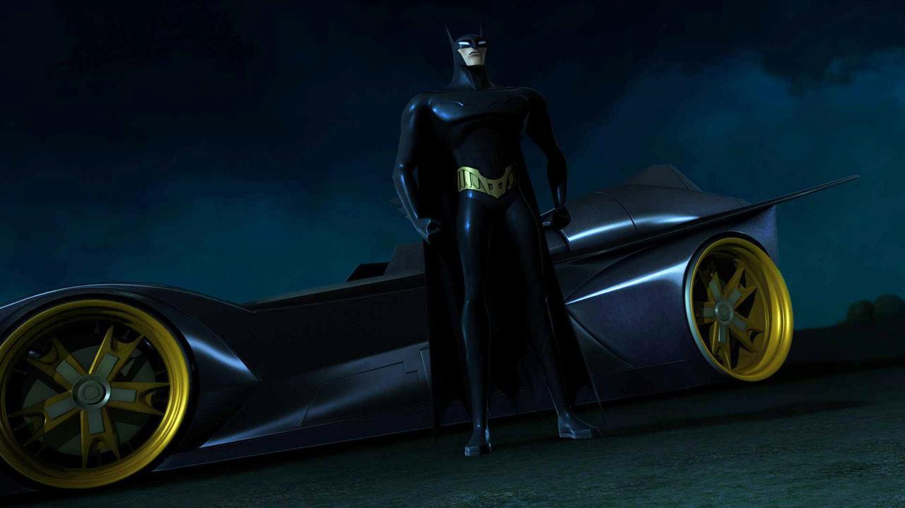 Beware the Batman - Batman Investigates Humpty Dumpty