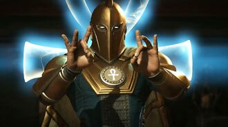 Injustice 2 Doctor Fate Gameplay Reveal Trailer (1080p 60fps)