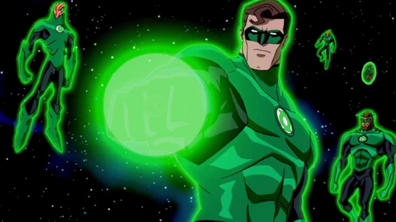 Green Lantern Emerald Knights Trailer