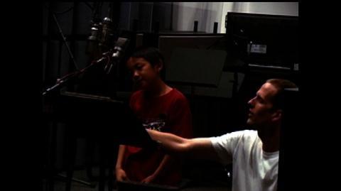 Up 3D BD (2009) - Bonus Clip Voice of Russell