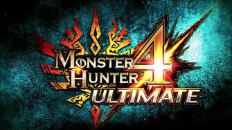 Monster Hunter 4 Ultimate Trailer