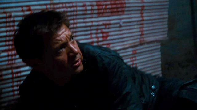 The Bourne Legacy Clip - Basement Fight