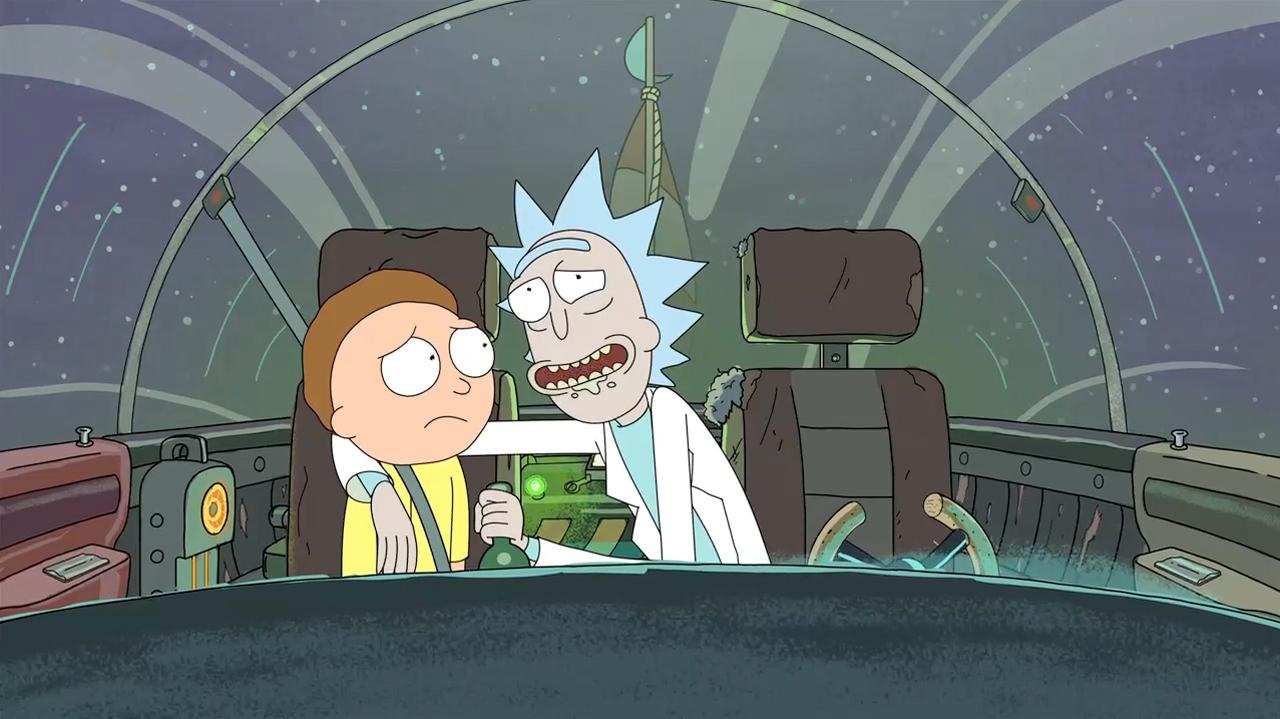 Dan Harmon and Justin Roiland Describe Rick and Morty- NY Comic Con 2013