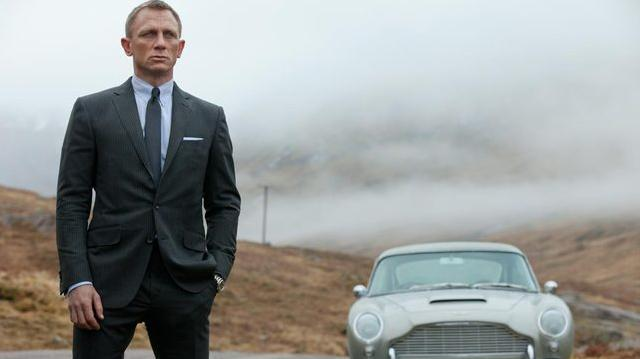 Skyfall - DB5 Featurette