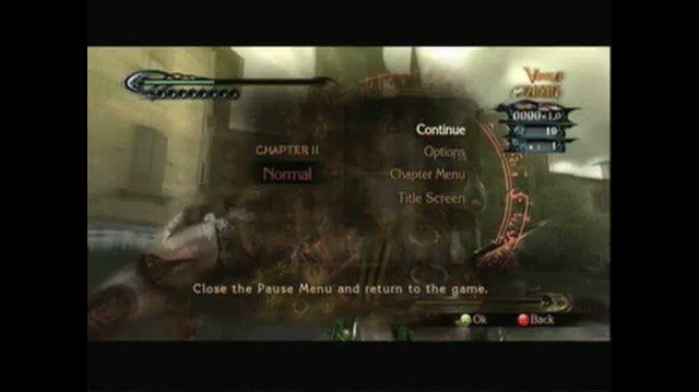 Bayonetta Xbox 360 Guide-Walkthrough - Walkthrough Chapter 2 (part 3 of 5)