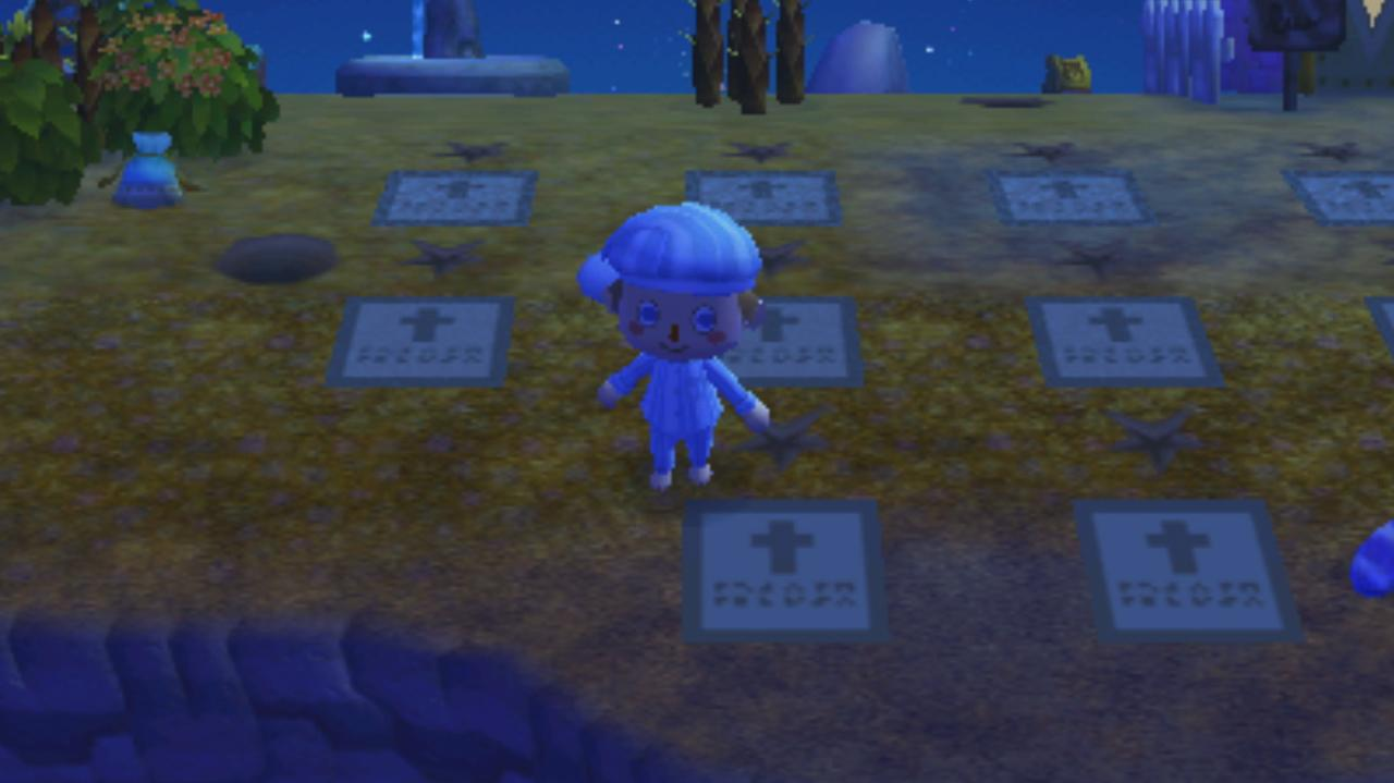 Animal Crossing New Leaf - The Most Terrifying Animal Crossing Town