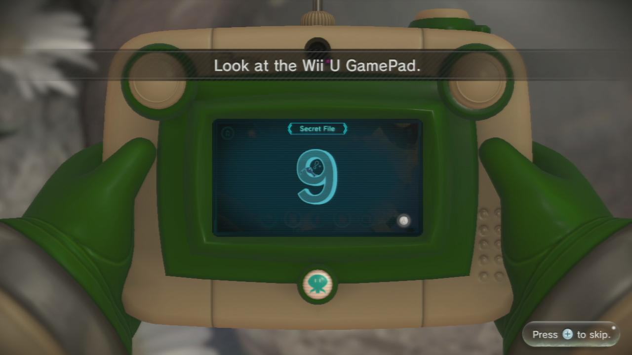 Pikmin 3 Walkthrough Secret Code Locations