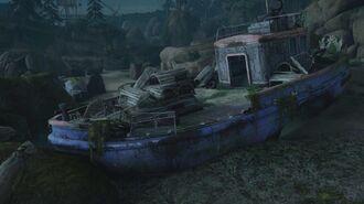 The Last of Us Remastered -Treacherous Territories