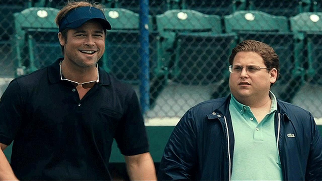 Moneyball Trailer Gets on Base