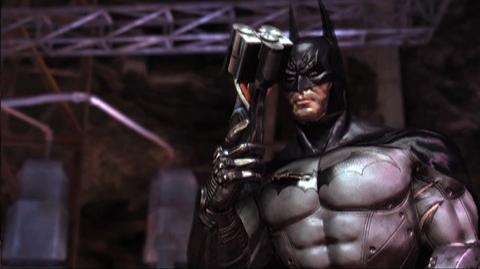 "Batman Arkham Asylum ""Gadgets"" Trailer"