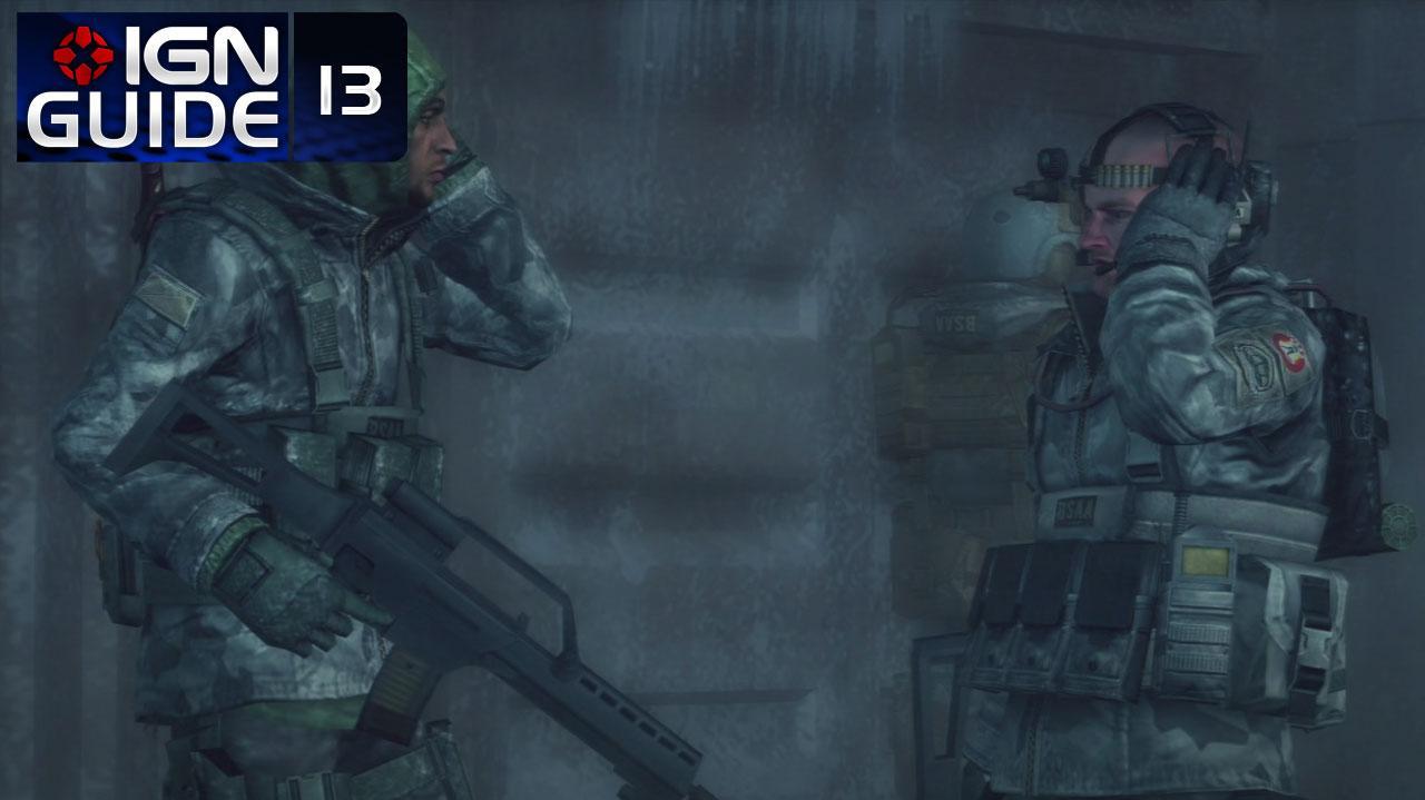 Resident Evil Revelations Walkthrough - Episode 5-1 (Part 13)