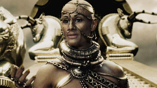 300 Rise of an Empire - Rodrigo Santoro Talks Xerxes