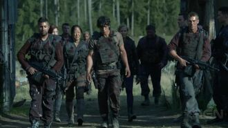 The 100 Sizzle Reel and Season 4 Teaser - Comic-Con 2016