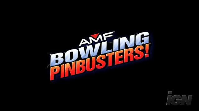 AMF Bowling Pinbusters Nintendo Wii Trailer - Trailer (HD)