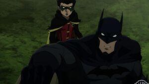 """Son of Batman - """"Man-Bats"""" Clip"""
