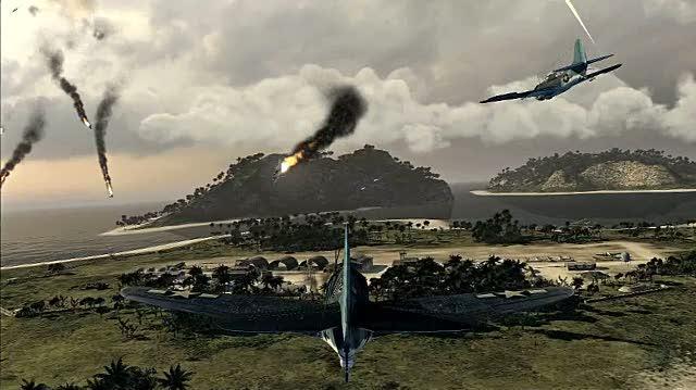 Battlestations Pacific Xbox 360 Trailer - Torpedo Trailer