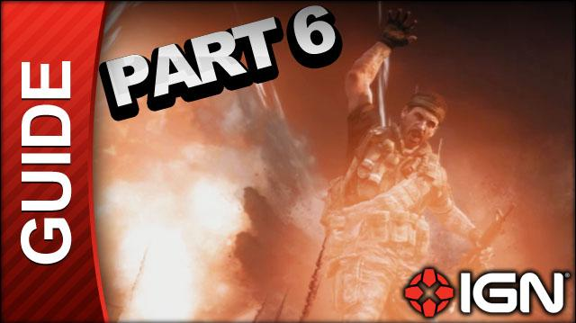 Call of Duty Black Ops Walkthrough - Part 6