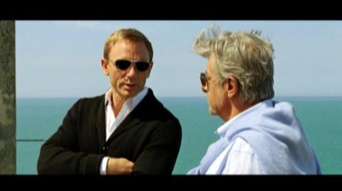 Quantum of Solace (2008) - Clip I need a passport