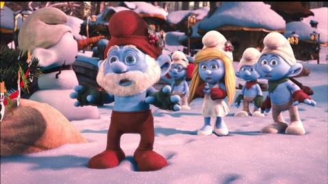 The Smurfs A Christmas Carol (2011) - Trailer for The Smurfs A Christmas Carol