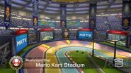 Mario Kart 8 - The Fastest Path Mario Kart Stadium
