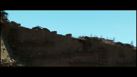 10,000 BC - The slaves' rebellion
