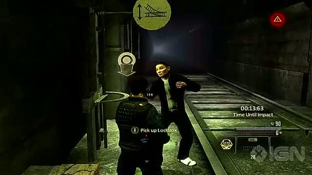 Alpha Protocol X360 - Video Review