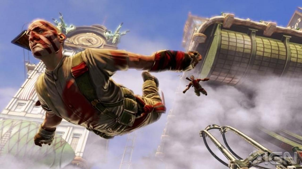 BioShock Infinite Skyline Video