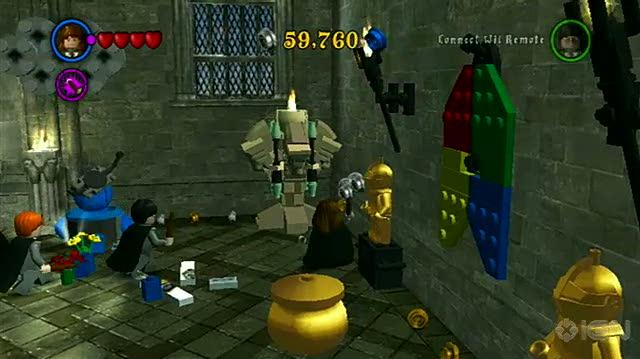 LEGO Harry Potter Wii - Tear This Place Apart