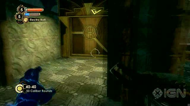 BioShock 2 Xbox 360 Guide-Walkthrough - Walkthrough - Golden Ticket