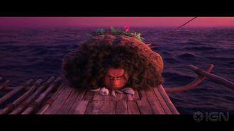 Moana Trailer 2